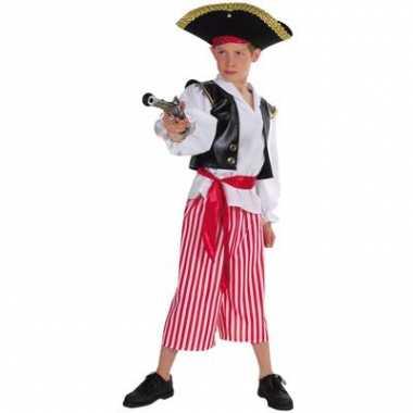 Piraten pak kinderen
