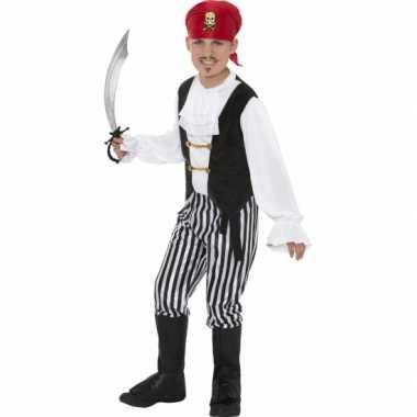 Piraten pak voor kinderen 10019014