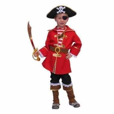 Piraten pak voor kinderen